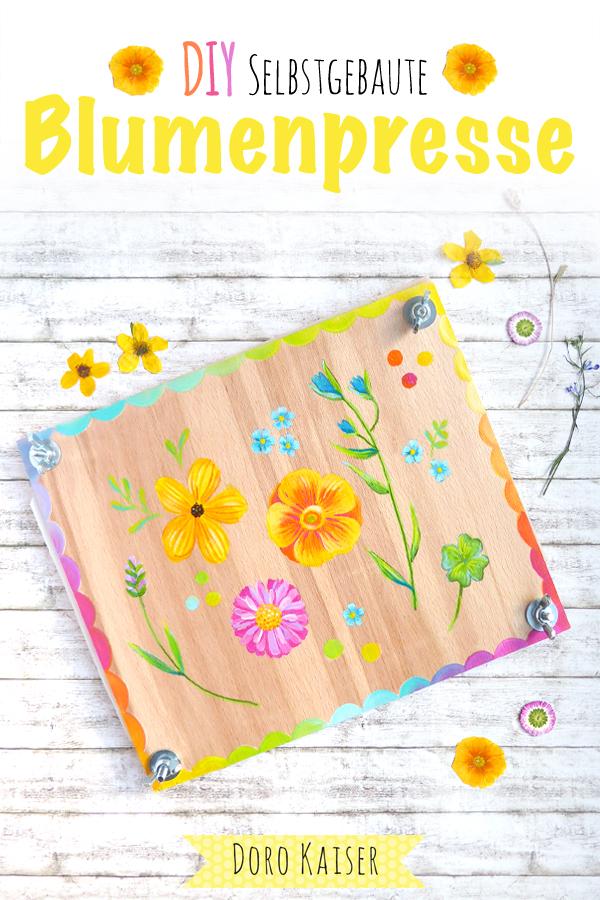 Titel Blumenpresse